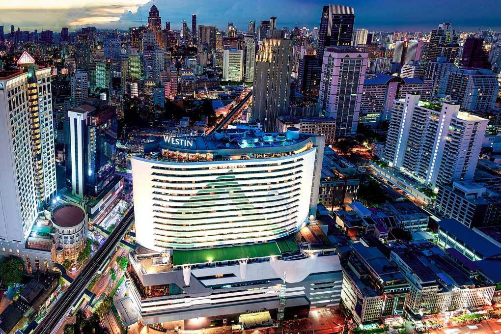 Het Westin Grande Sukhumvit in Bangkok