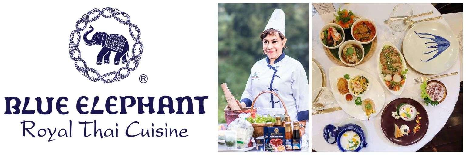 Het merk Blue Elephant uit Thailand