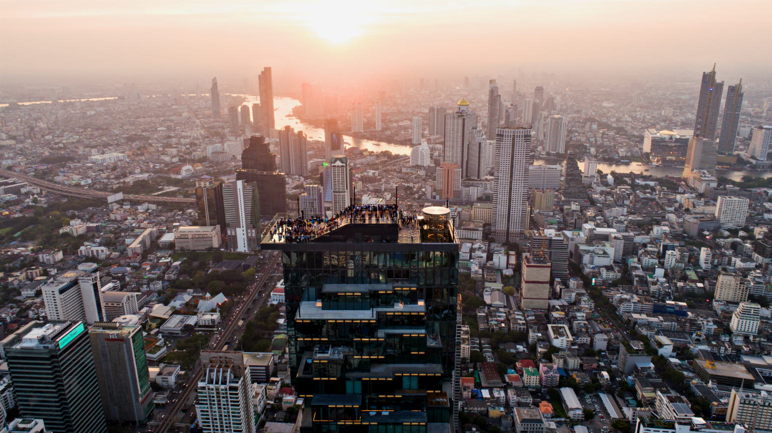 The Peak Mahanakhon Bangkok