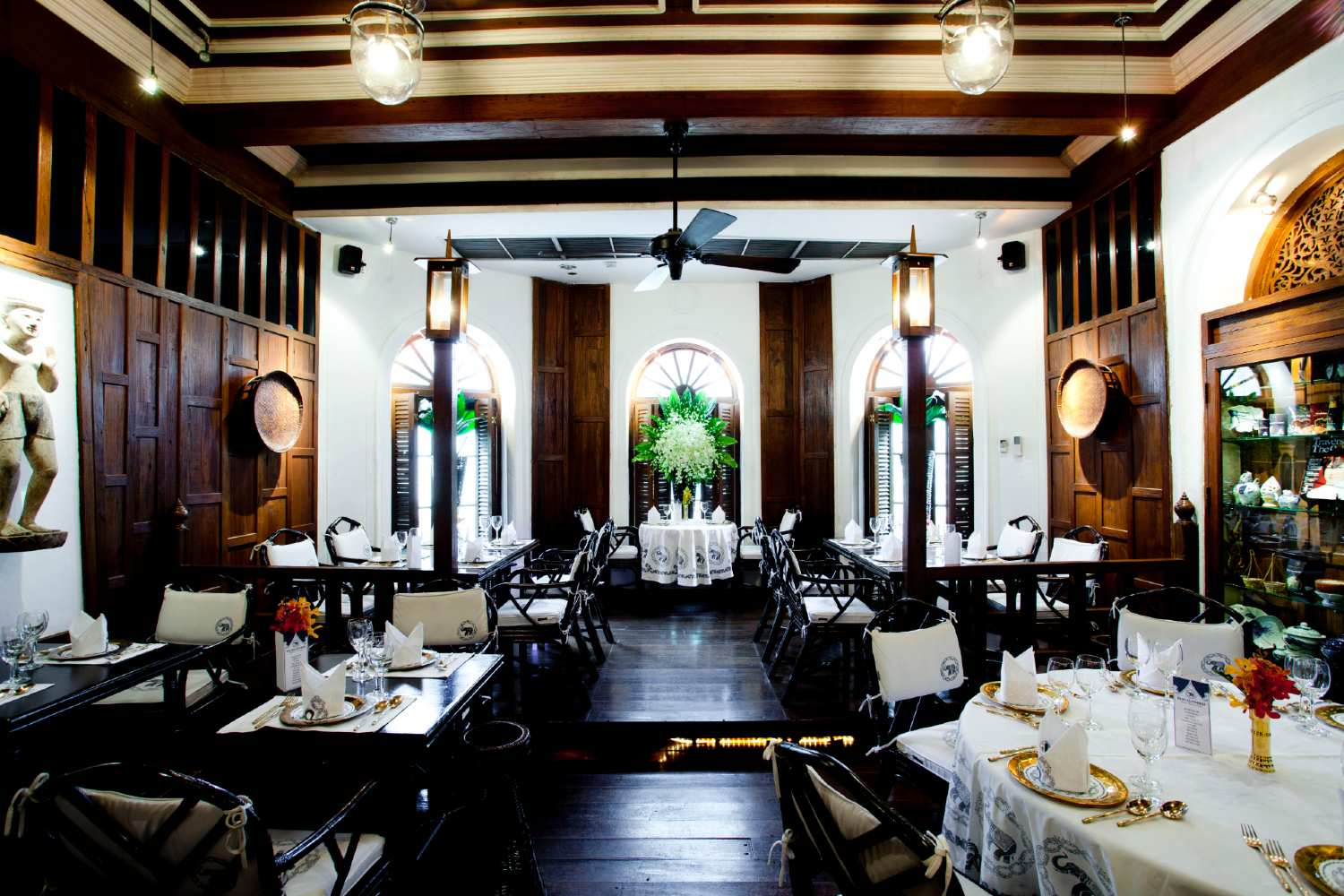 The Blue Elephant Restaurant in Bangkok