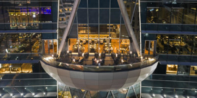 Up & Above Restaurant And Bar (Thr Okura Prestige) In Bangkok, Thailand
