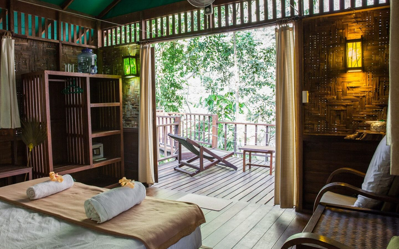 Boomhut Khao Sok, Our Jungle House