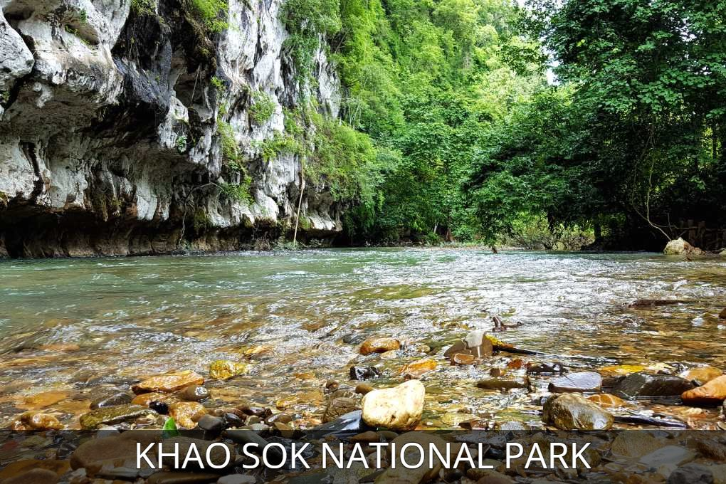 See all our articles about Khao Sok National Park