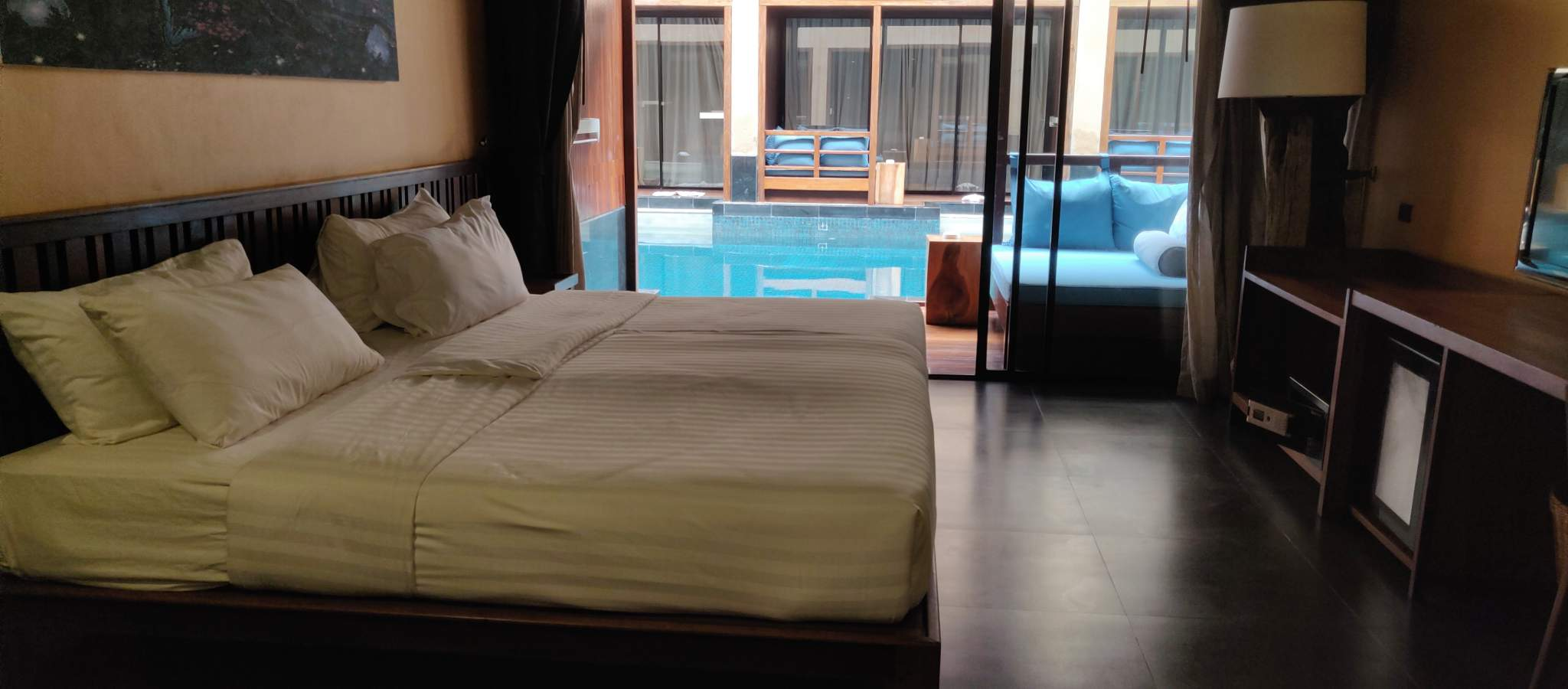 De Deluxe Pool Room van Avatar Railay in Krabi Railay Beach