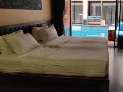 The Deluxe Pool Room Of Avatar Railay In Krabi Railay Beach