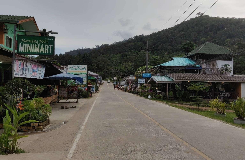 Reizen naar Khao Sok (National Park)
