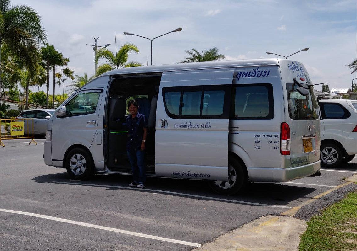 Minivan Surat Thani Airport_1536x1000
