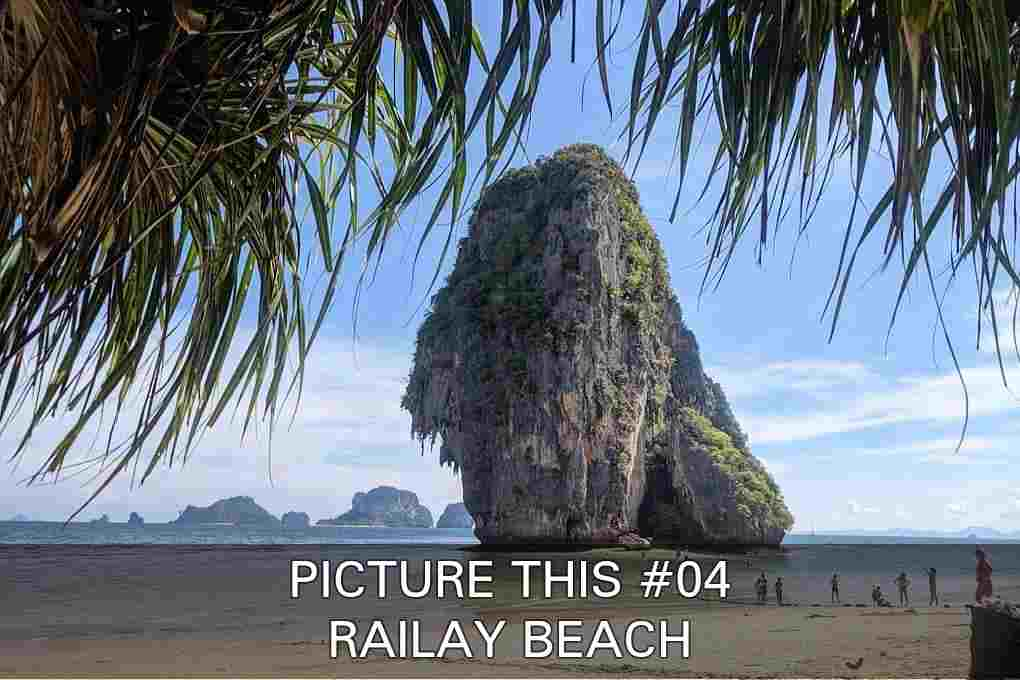 Click here if you want to see the most beautiful pictures of Railay Beach