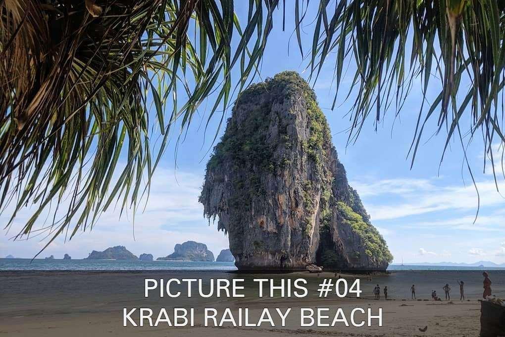 Klik hier als je de mooiste fotos van Krabi Railay beach wilt zien