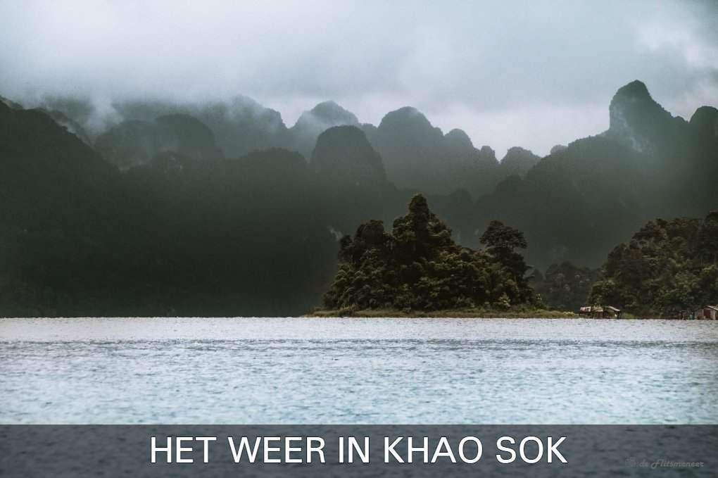 Foto Met Link, Klik Hier Voor Informatie Over Het Weer In Khao Sok