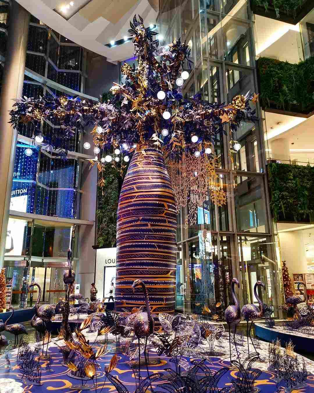 Christmas in Bangkok 2019
