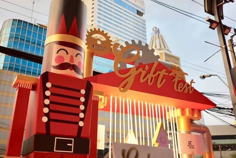 GiftFest bij The Platinum Fashion Mall