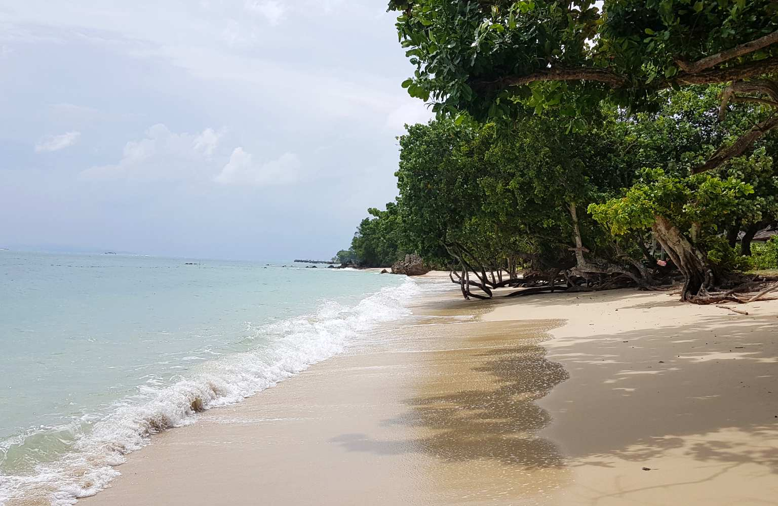 Koh Yao Yai stranden Ao Muong Beach