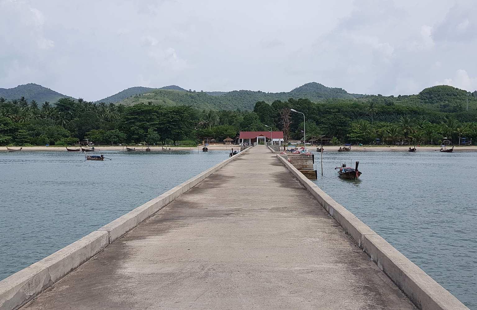 Koh Yao Pier