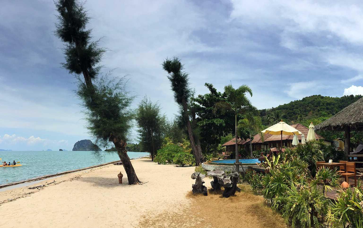 Leam Had strand, Koh Yao Yao