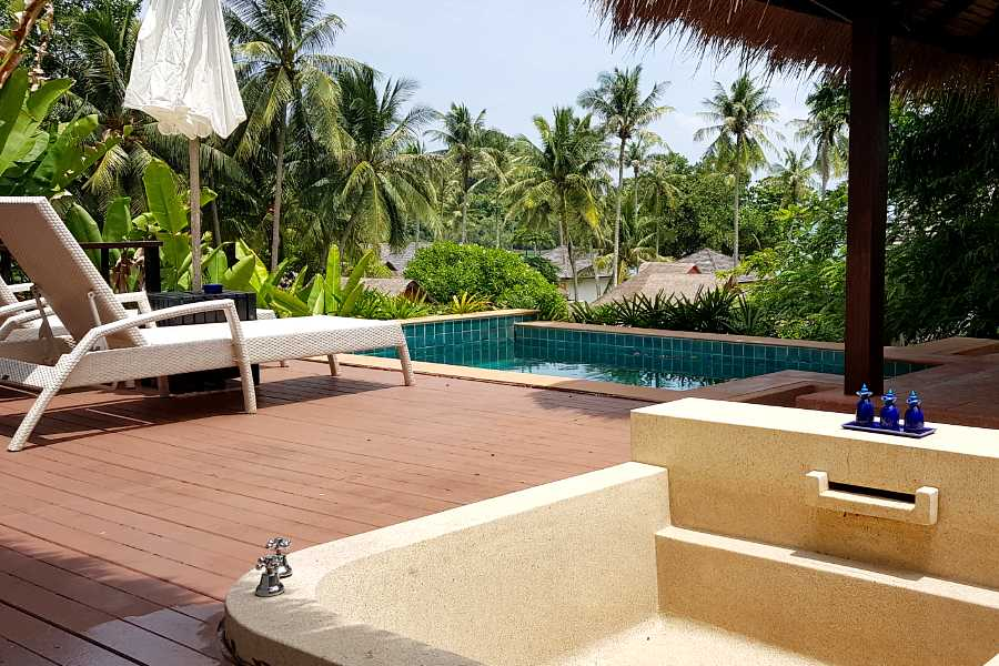 Koh Yao Yai, Pool villa Glow Elixer