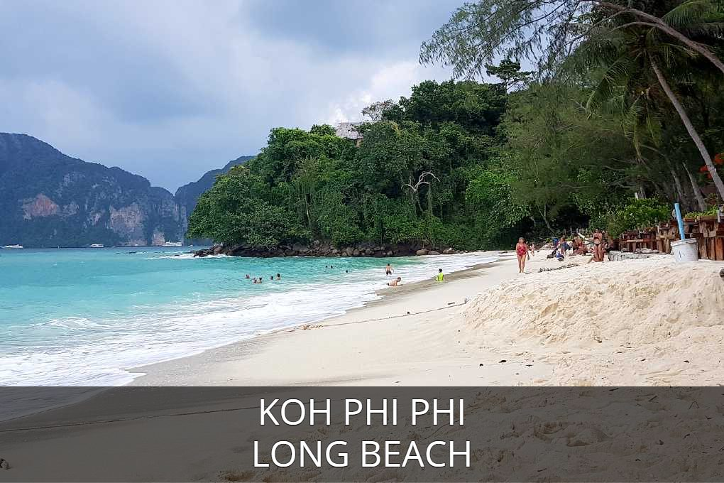 Klik Hier Voor Alles Over Long Beach Op Koh Phi Phi