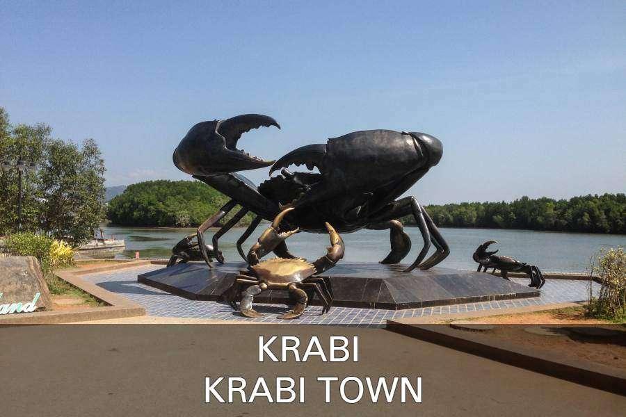 Klik Hier Als Je Meer Wilt Lezen Over Krabi Town