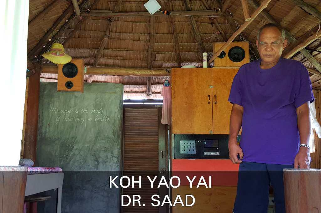 Click here if you want to read more about Dr. Saad on Koh Yao Yai