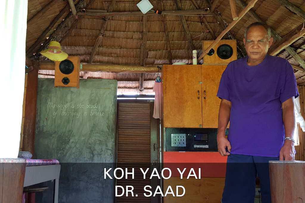 Klik hier als je meer wilt lezen over Dr. Saad op Koh Yao Yai