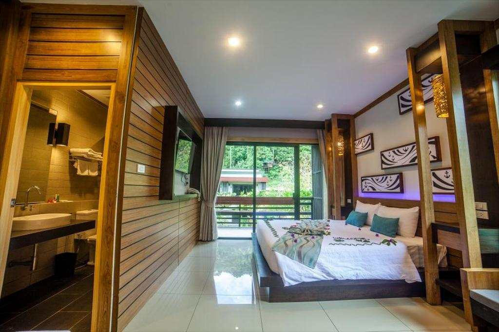 A room at the ChaoKoh Phi Phi Hotel & Resort on Koh Phi Phi