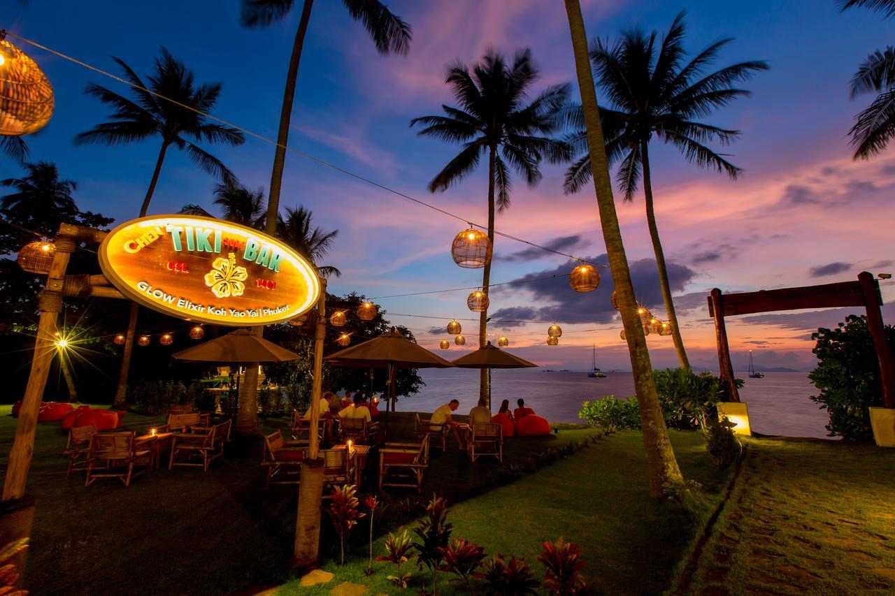 Chen Tiki's Bar van het GLOW Elixir Resort