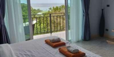 Kamer Met Uitzicht Op Zee (U Rip Resort - De Beste Hotels Op Koh Phi Phi)