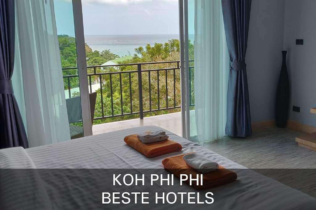 Klik hier als je de beste hotels op Koh Phi wilt zien