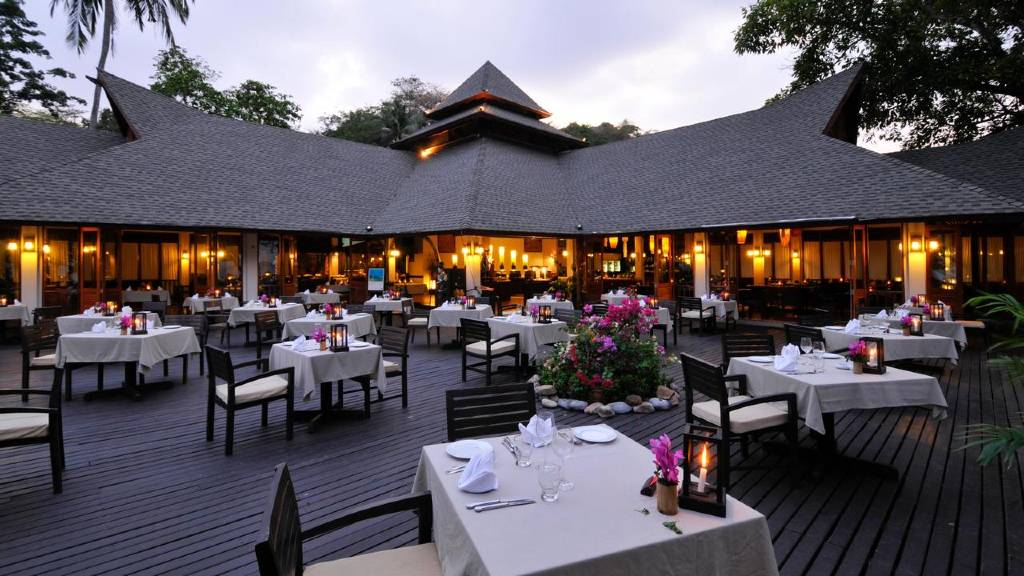 Restaurant van het Holiday Inn Resort Phi Phi Island