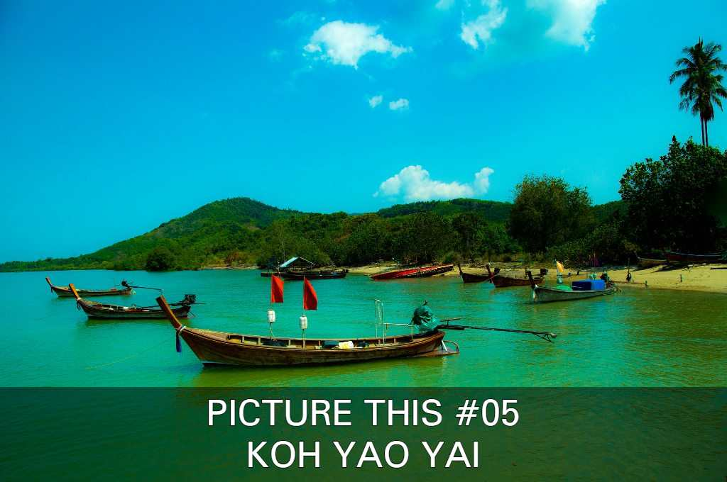 Click here if you want to see the best pictures of Koh Yao Yai