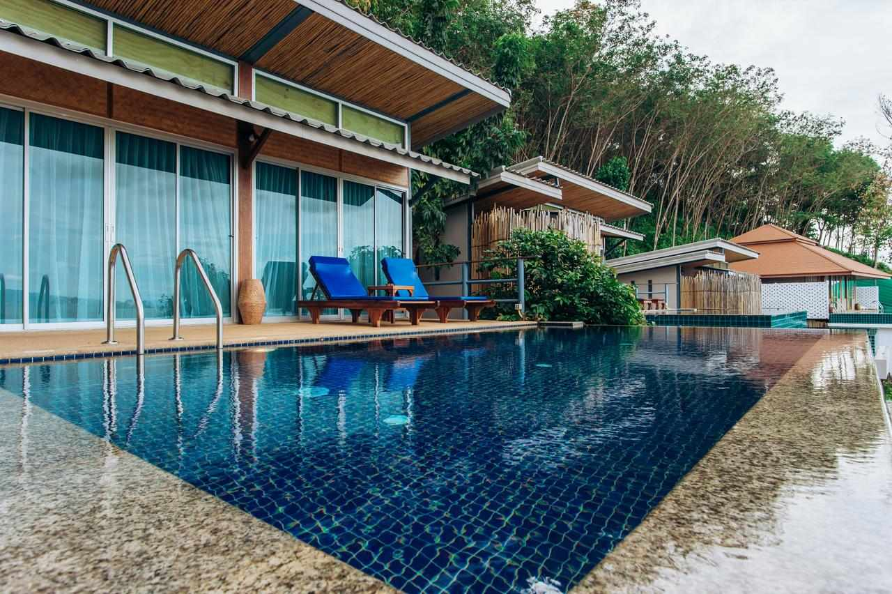 Your own pool at the Koh Yao Yai Hillside Resort