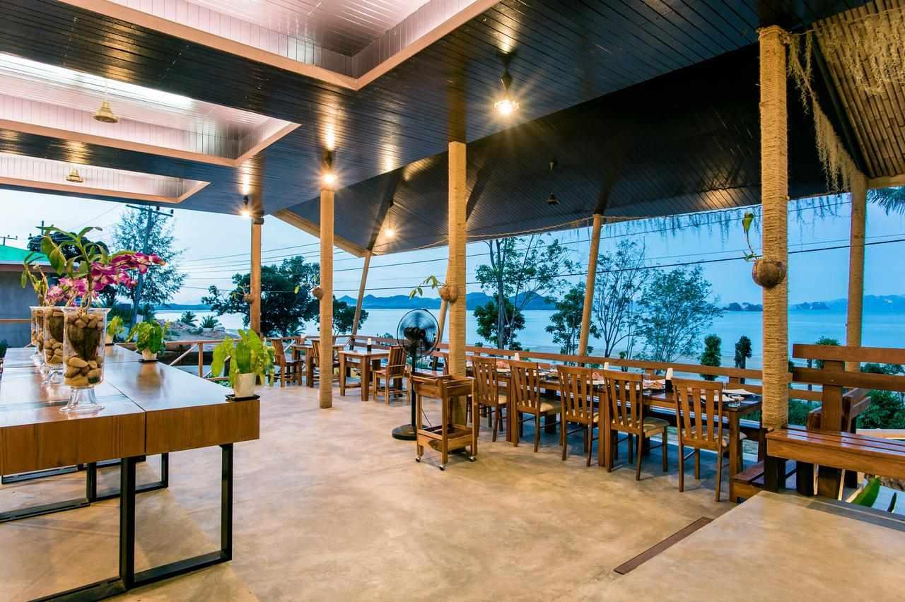 Restaurant van het Koh Yao Yai Hillside Resort