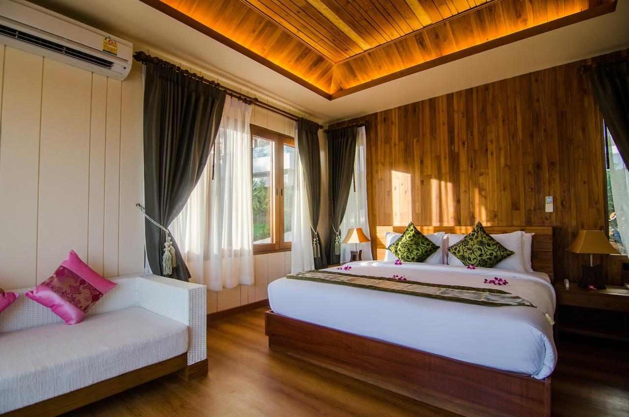 Familiekamer van het Koh Yao Yai Hillside Resort