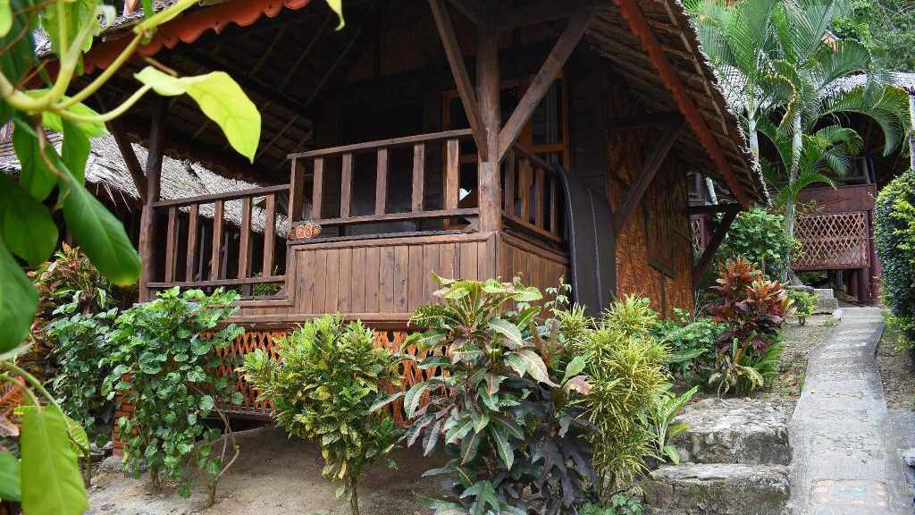 A bungalow of the Phi Phi Relax Beach Resort on Koh Phi Phi
