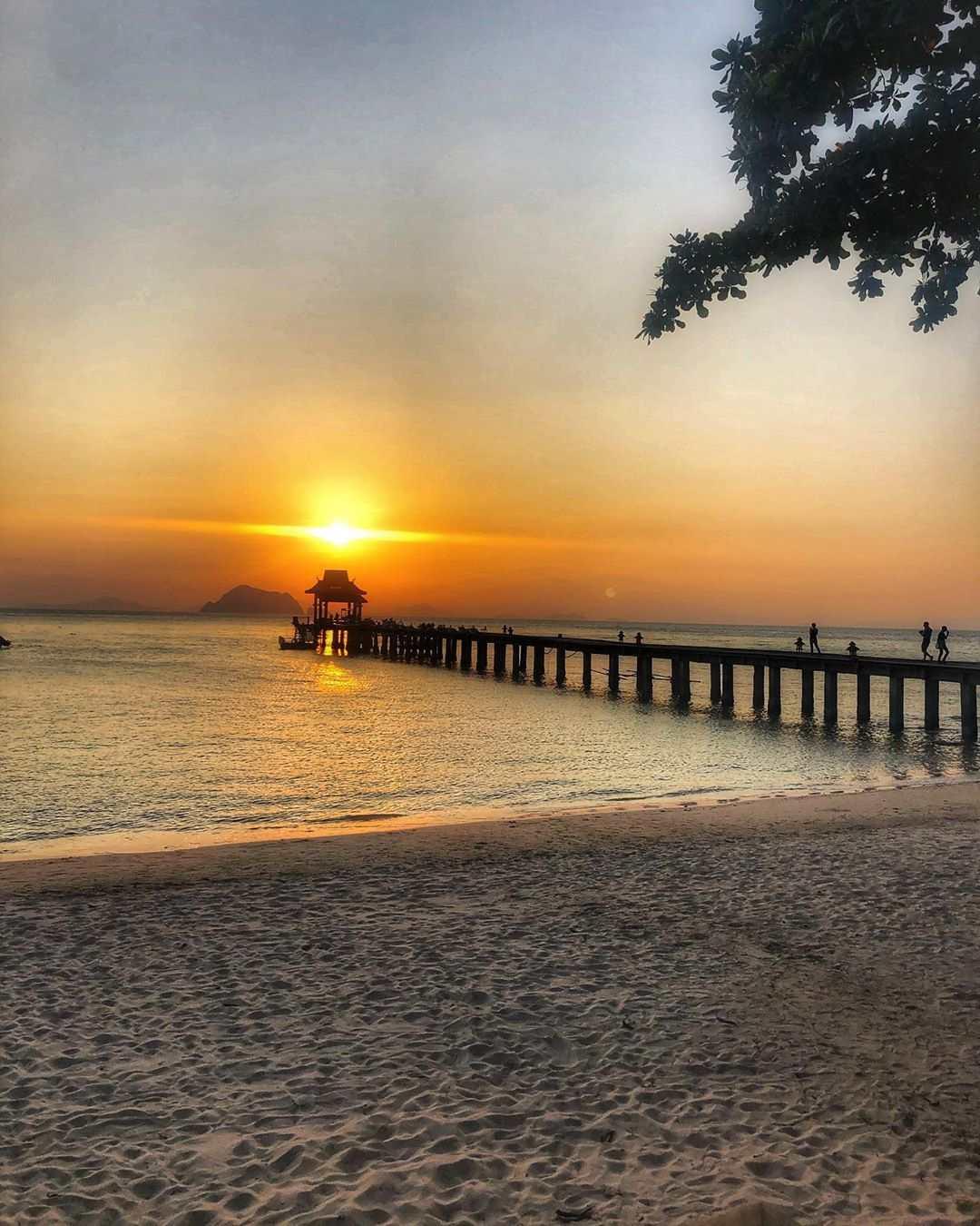 Jetinn Teppan Pier on Koh Yao Yai