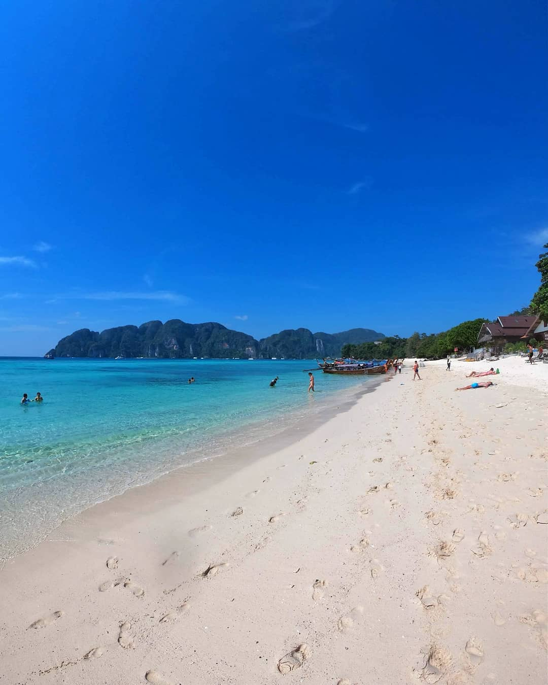 Long Beach op Koh Phi Phi