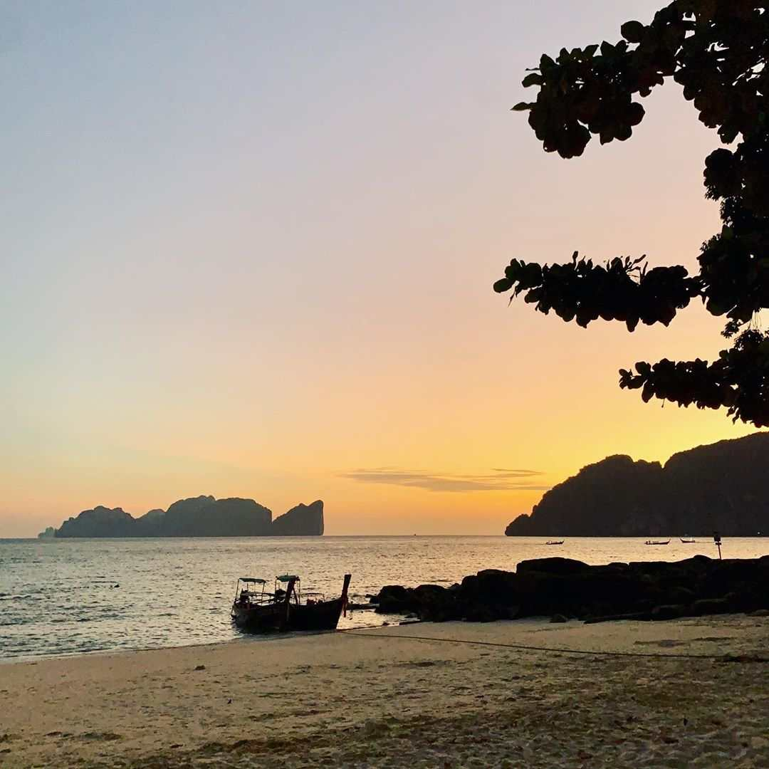 Viking Beach op Koh Phi Phi Thailand