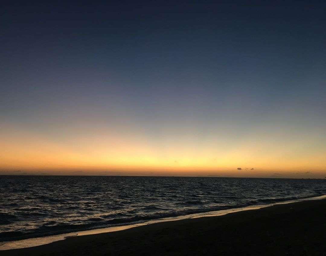Zonsondergang vanaf Koh Phi Phi