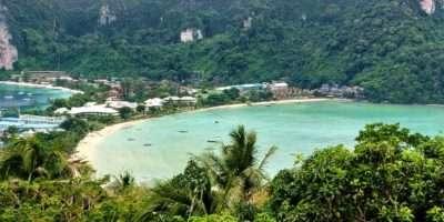 Loh Dalum Beach, Strand Op Koh Phi Phi