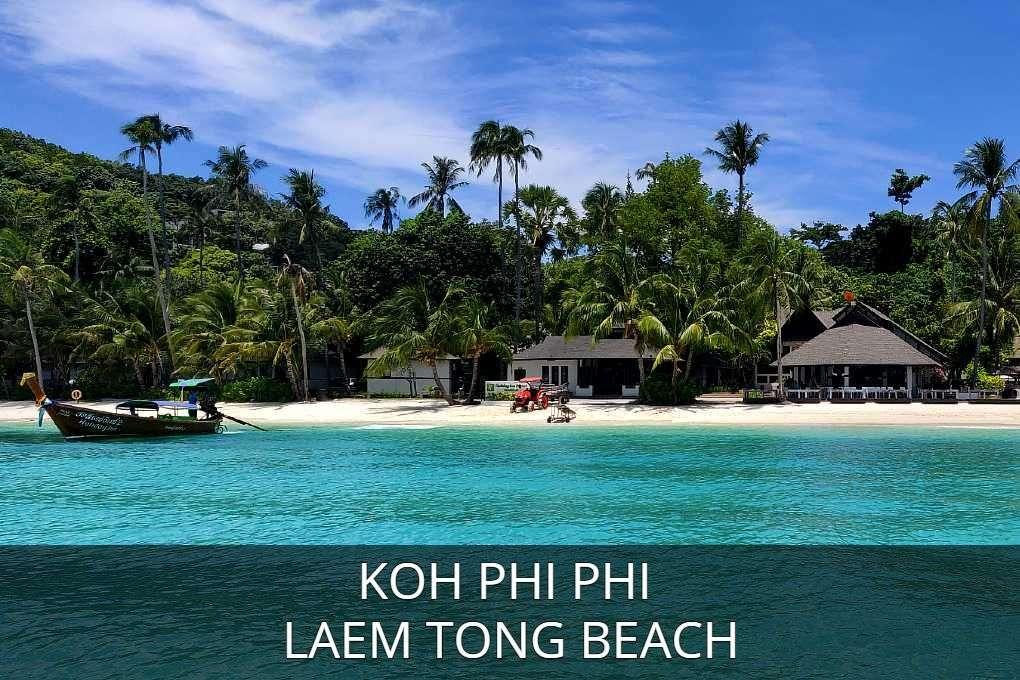 Lees hier alles over het mooie strand Laem Tong Beach