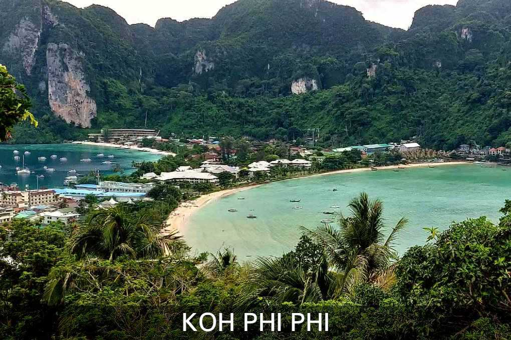 Click here if you want to see all our articles about Koh Phi Phi in Thailand