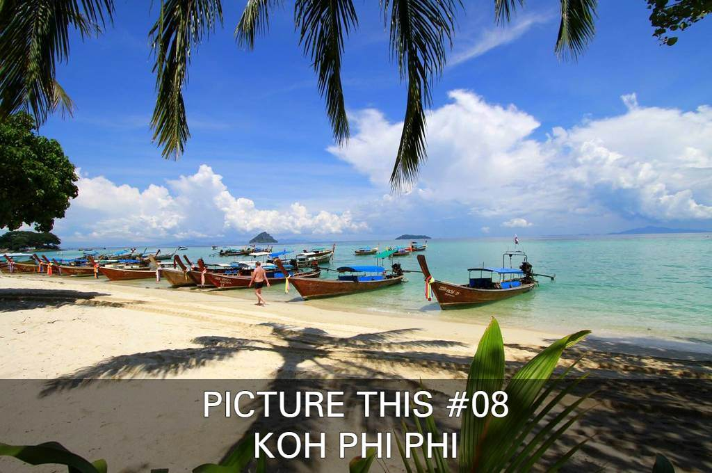 Click here to see the most beautiful pictures of koh phi phi