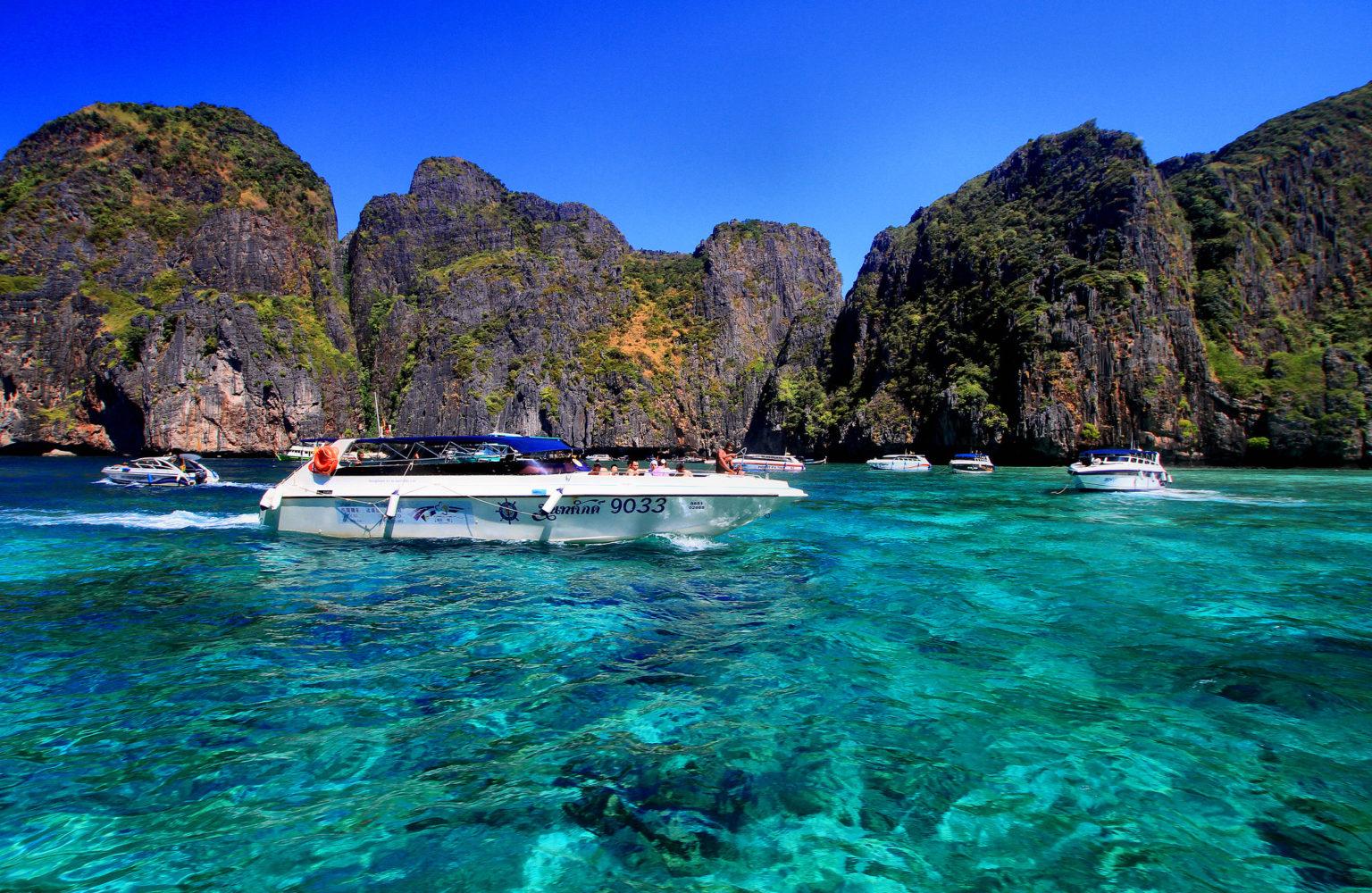 Speedboot Koh Phi Phi