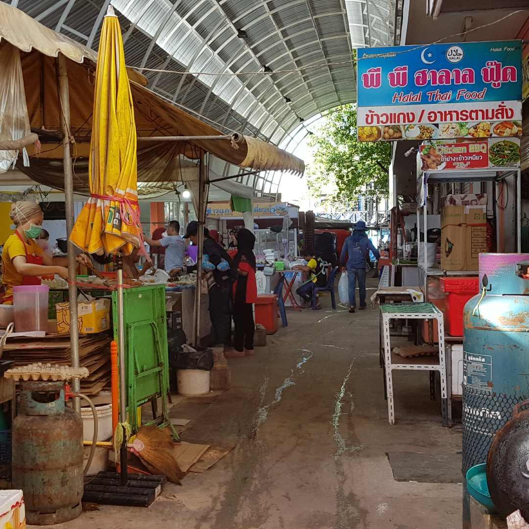 Ton Sai Market / Phi Phi Market
