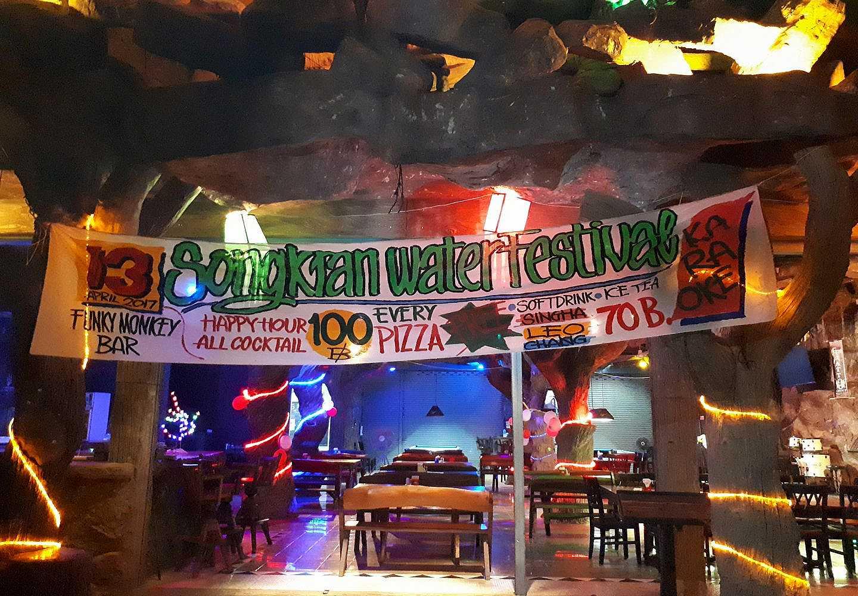 Funky Monkey Bar Koh Lanta establishment