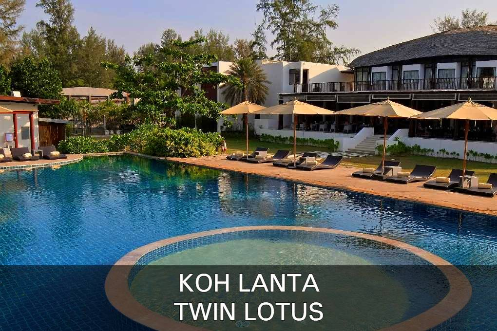 Read on for all information about Twin Lotus in Koh Lanta.