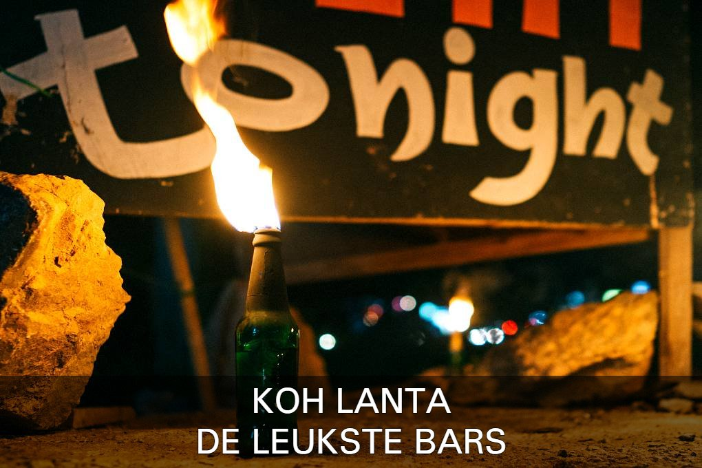 Click here for the nicest bars on Koh Lanta in Thailand