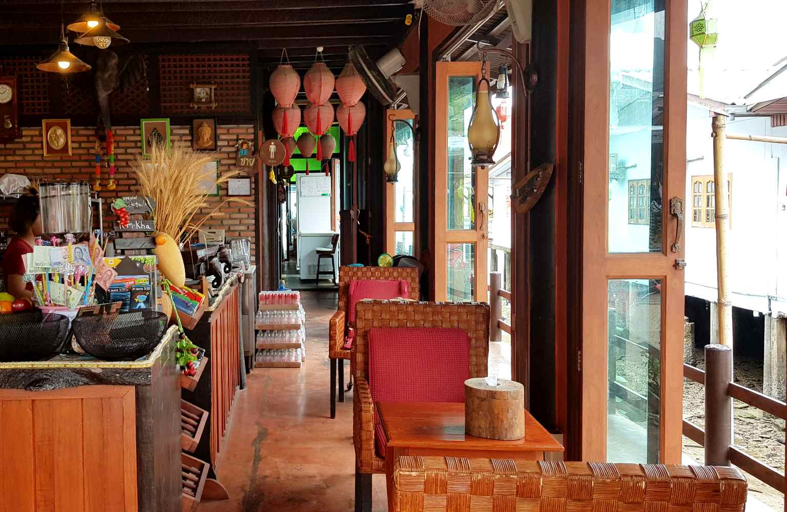 Rareview Restaurant Old Town Koh Lanta