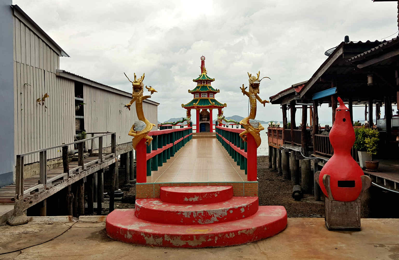 Koh Lanta Old Town Chinese Temple