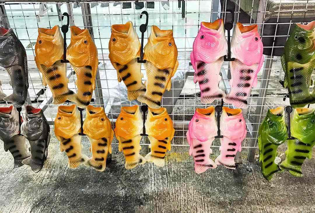 Saladan Market Slippers